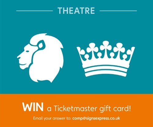 Win a Ticketmaster Gift Card!