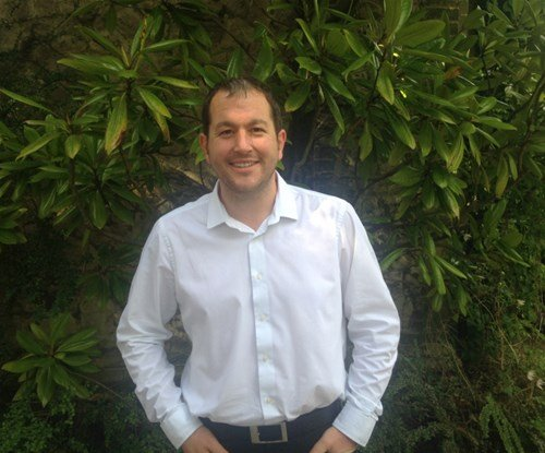 Business Support Manager, Nick Leamon