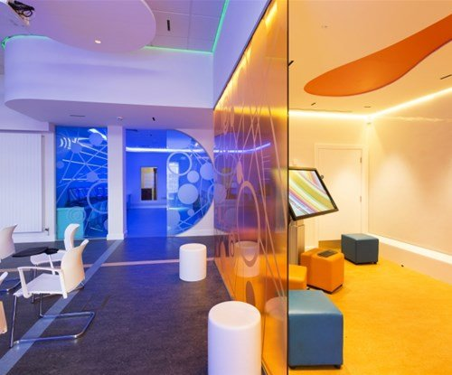 Ceiling Graphics and Window Graphics