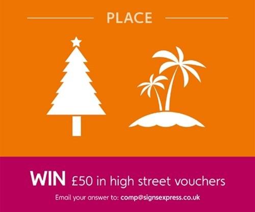 WIN! £50 in High Street Vouchers
