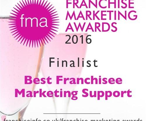 Marketing support finalist