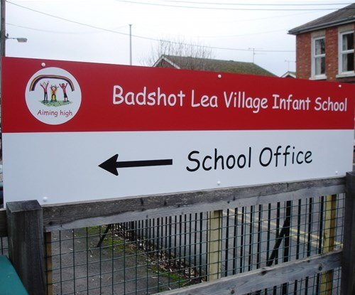 Badshot Lea Village Infant School