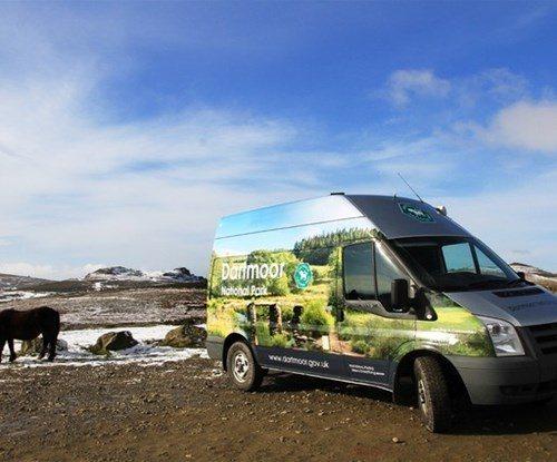 Outreach Vehicle  for the 2015 season (Photography courtesy of DNPA)