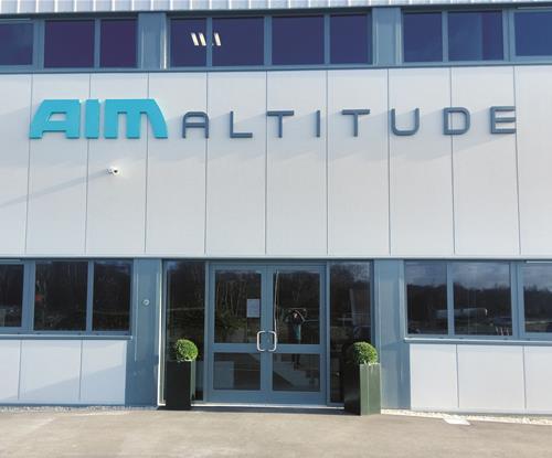 Aim Altitude