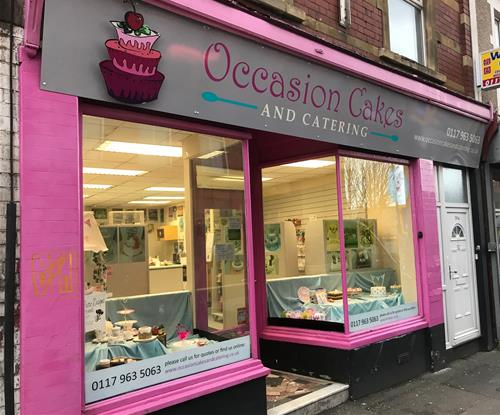 Occasion Cakes & Catering