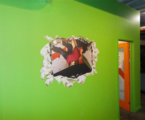 Creative 3D Look Wallpaper