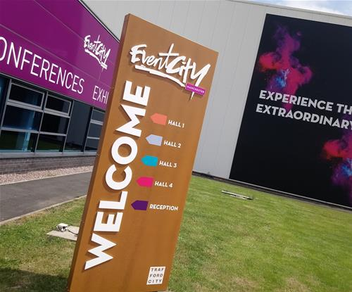 Range of Exterior Signs & Graphics