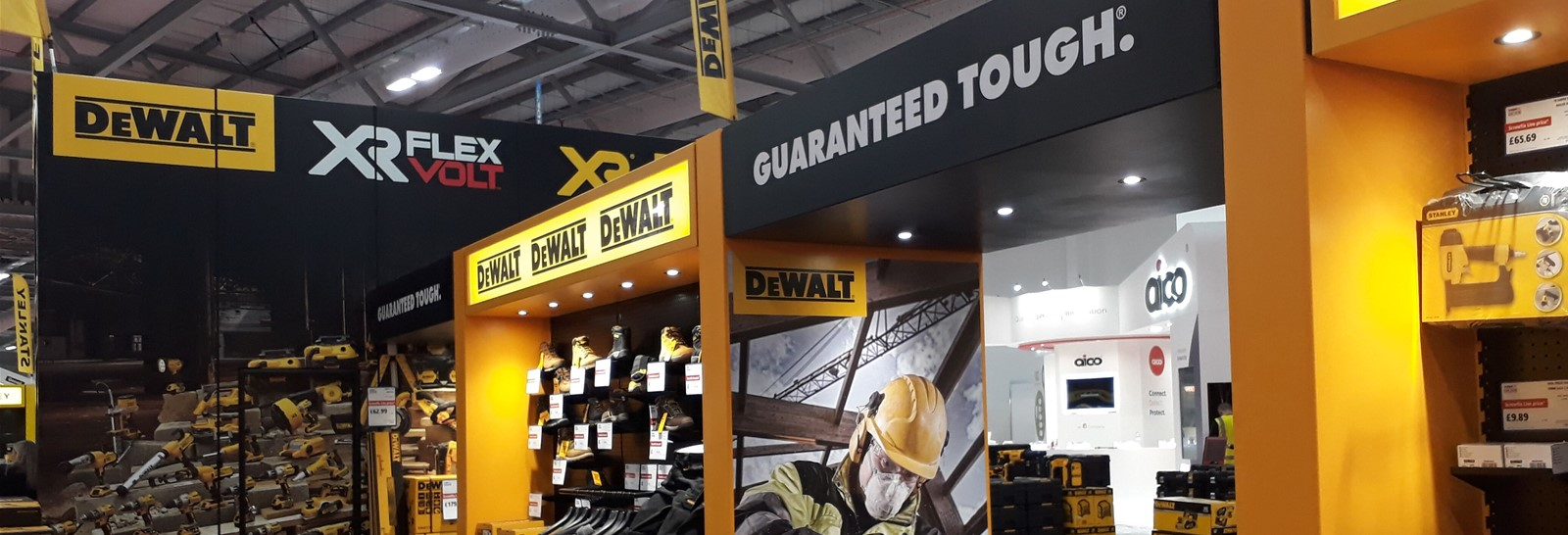 Making the most of your exhibition stand