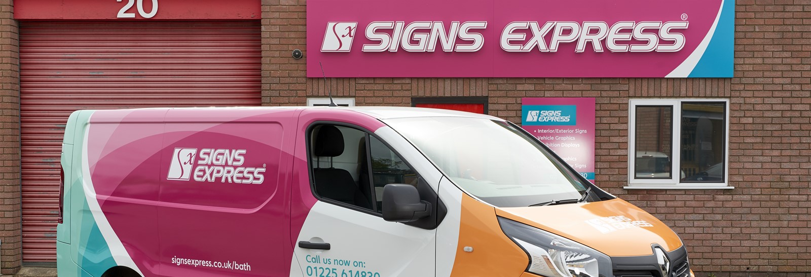 Signs Express Bath Celebrates its First Year of Business