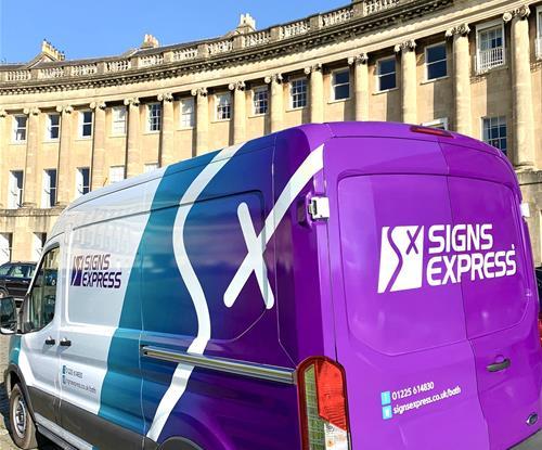 Signs Express Bath