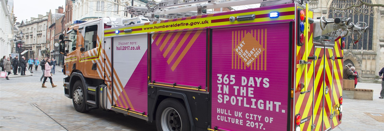 Humberside Fire and Rescue Service