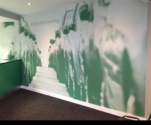 Reception wallpaper