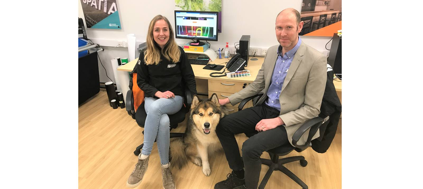 Signs Express Welcomes New Team Members