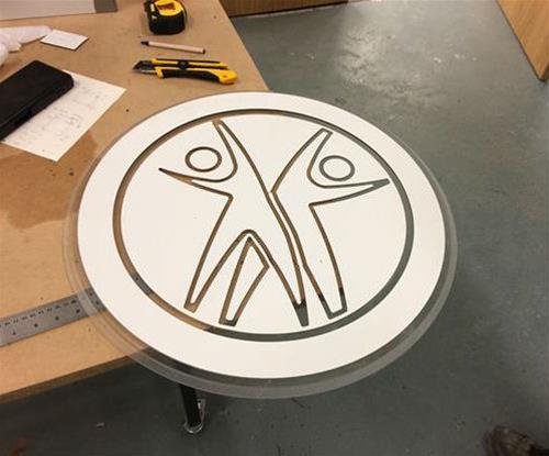 Preparing Logo