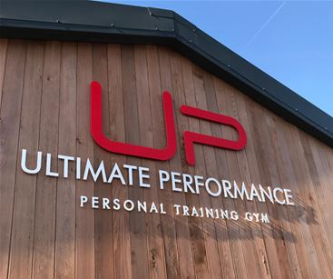 Ultimate Performance External Signage
