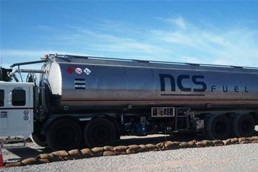 NCS Fuel Tanker