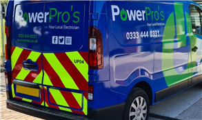 Chapter 8 vehicle graphics by Signs Express