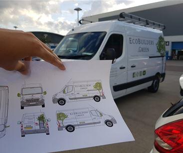 Custom Van Signage - Signs Express Basildon