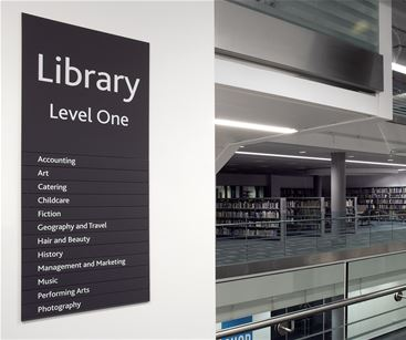 Directory in library