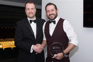 Jonathan Bean (Left) and Craig Tiley (Right)