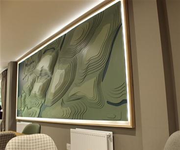 3D effect display