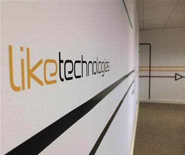 Like Technologies Internal Signage