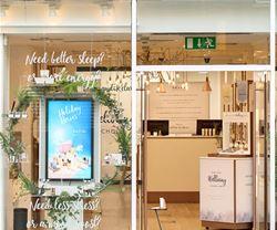 Digital Signage in Shop Front