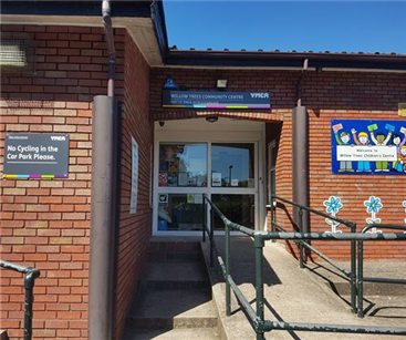 Signage solutions for this community hub