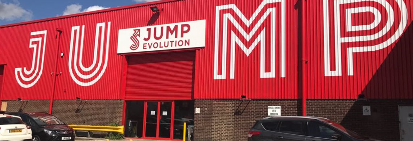 Jump Evolution wins best project award