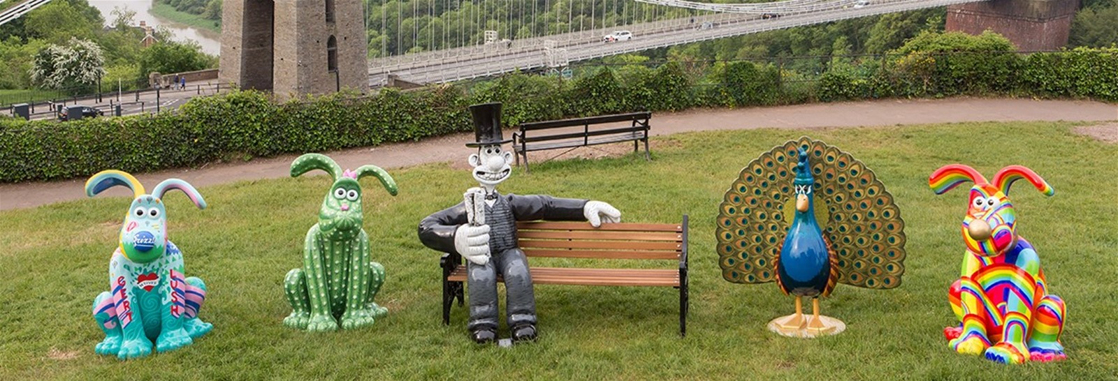 Gromits Unleashed 2018