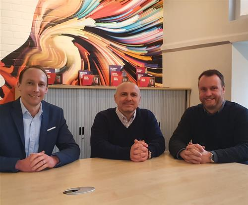 General Manager becomes the Owner of Signs Express (Lancaster)