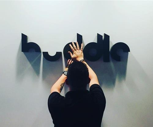 3 D built up letters