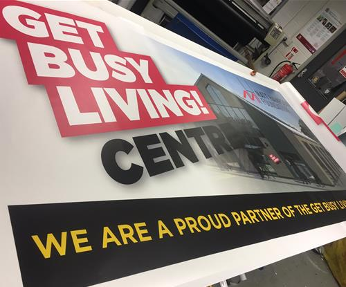 Post sign in production