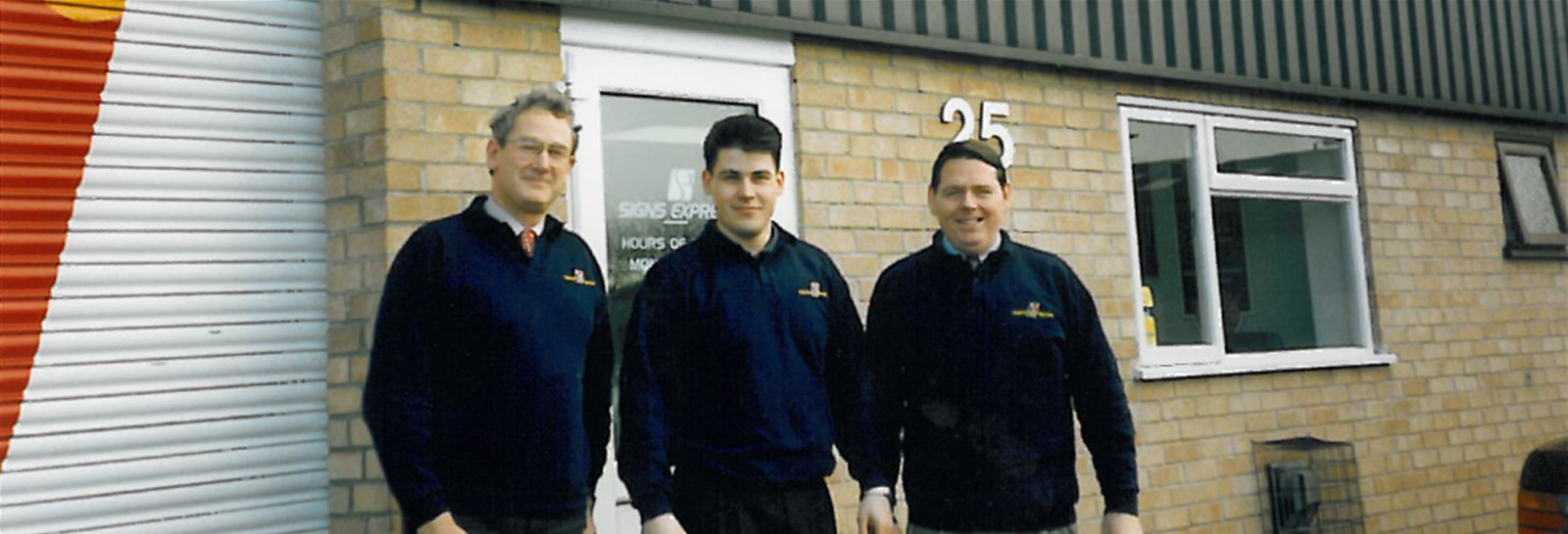 The original founders of Signs Express
