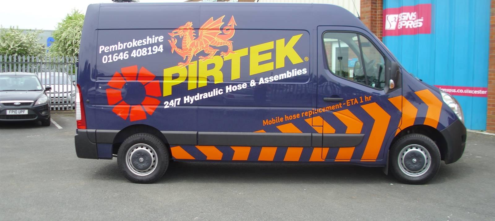 Van & Vehicle graphics