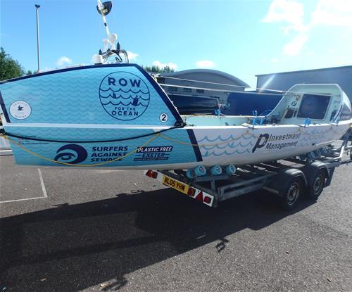 Row for the Ocean