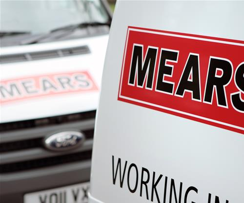 Fleet graphics for Mears