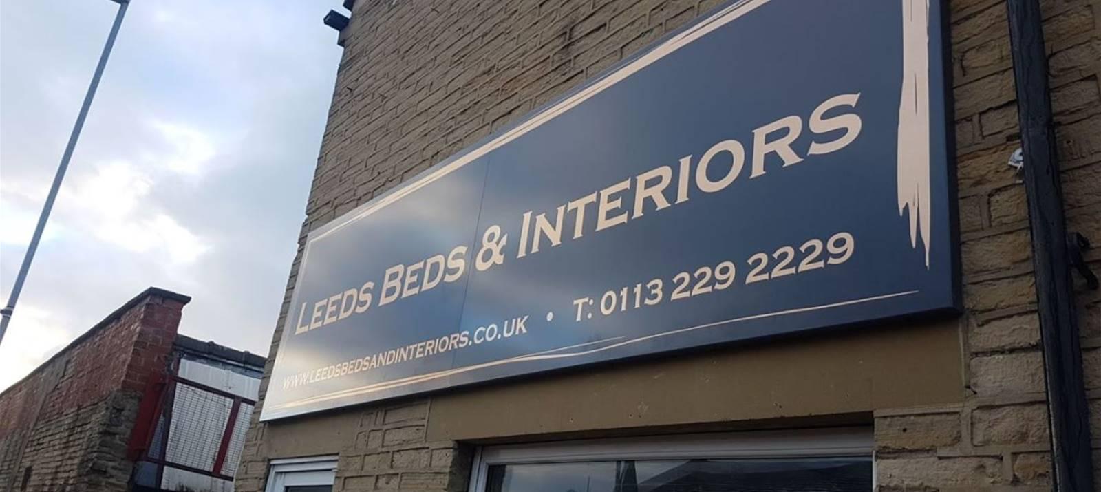 Leeds Business Signage
