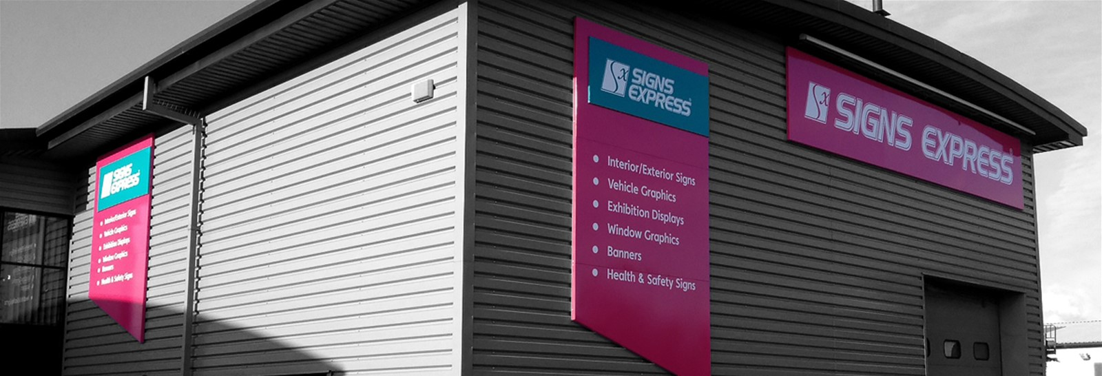Signs Express Production Centre