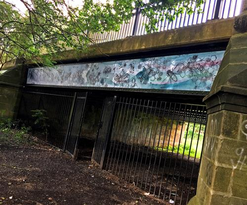 Redesigning a well-known bridge in Darlington