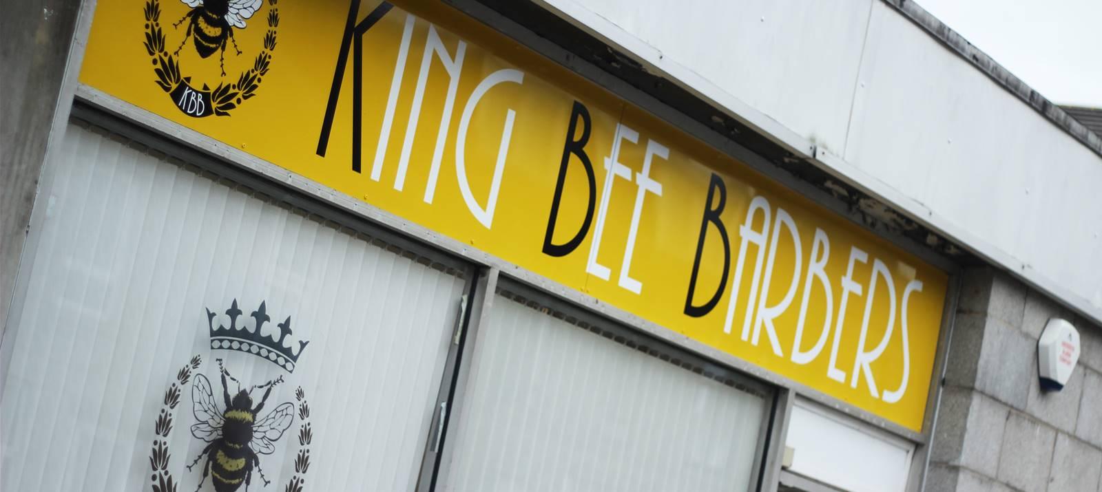 Signs Aberdeen - Barber Sign