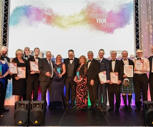 Sign Awards winners and finalists