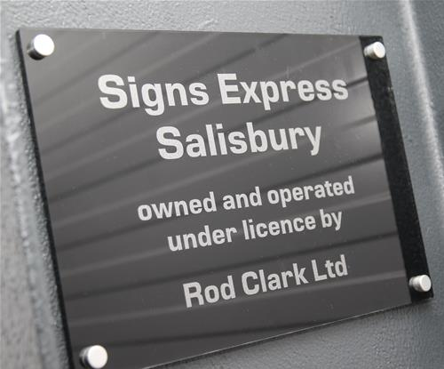 Signs Express (Salisbury) New Owner Rod Clark