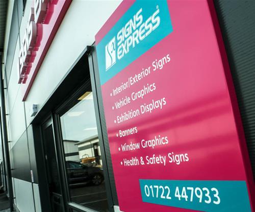 Signs Express (Salisbury) External Signage