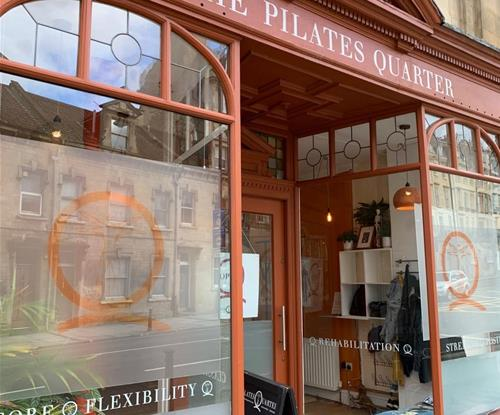 Signage to breathe new life into The Pilates Quarter