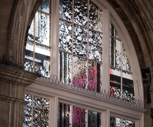 Strain Glass Windows Hull Interchange