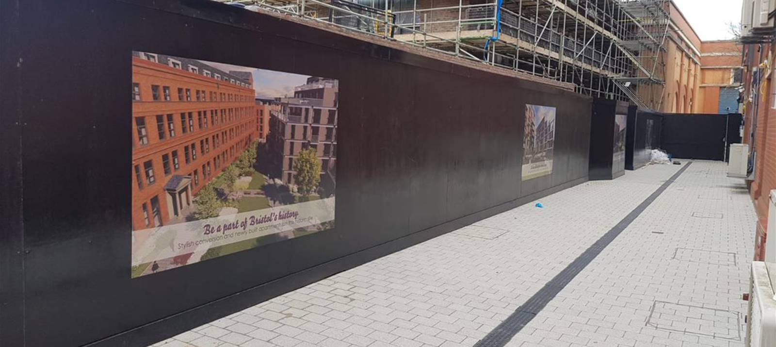 Hoarding Boards City & Country