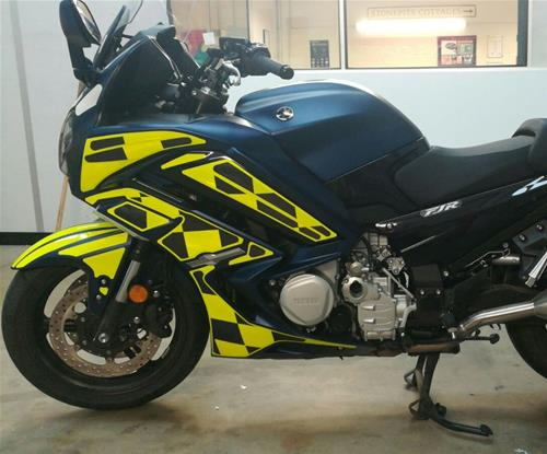 Motorbike Graphics