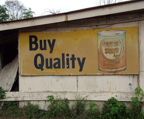 Quality signage is a sign of a quality business! What do your signs say about you?